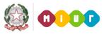Logo repubblica italiana e miur