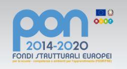 Pon 2014 2020 Fondi strutturali europei